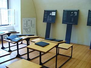 Ausstellungsraum (Foto: B. Vogel)