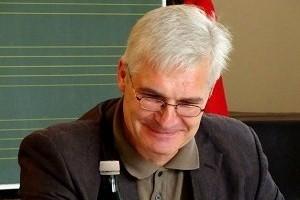 Wilfried Knauer (Foto: B. Vogel)