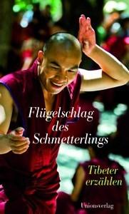 "Cover ""Flügelschlag des Schmetterlings"" (© Unionsverlag)"