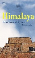 """Cover """"Himalaya - Menschen und Mythen """" (© Unionsverlag)"""