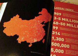Über 900 Zwangsarbeitslager (Laogai) soll es in China geben. Die dort hergestellten Waren werden auch in Deutschland verkauft.