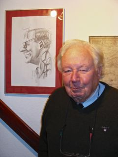 Peter Müller kämpft für Menschenrechte und gegen die chinesischen Zwangsarbeitslager Laogai.