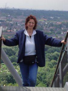 2004 – weder Operation noch Training halfen gegen die Gewichtszunahme. (Foto: privat)